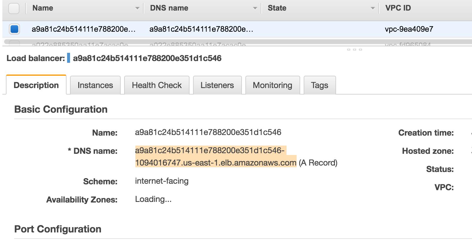 DNS Setup :: Kublr Documentation
